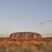 Ayers Rock and Kata Tjuta Sunset